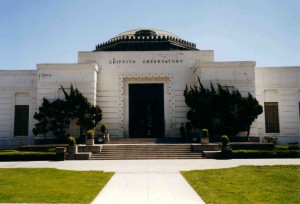 Eingangsbereich Griffith Observatory