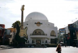 Hard Rock Cafe am Universal City Walk