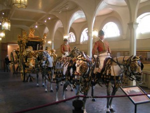 Royal Mews - Kutsche