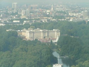 Aussicht - Buckingham Palace