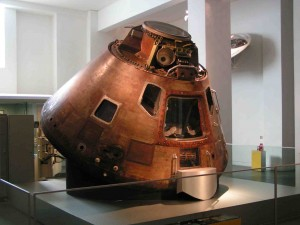 "Science Museum ""Apollo 10 Kapsel"""