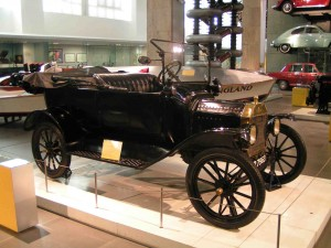"Science Museum ""Ford T-Modell"""