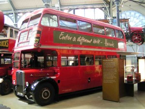 "Transport Museum ""Routemaster"""
