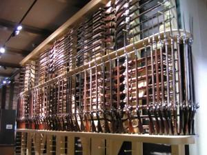 Waffenausstellung