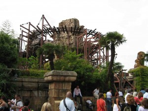 Indiana Jones and Temple of Peril