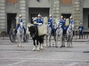 wachablösung london horse guards