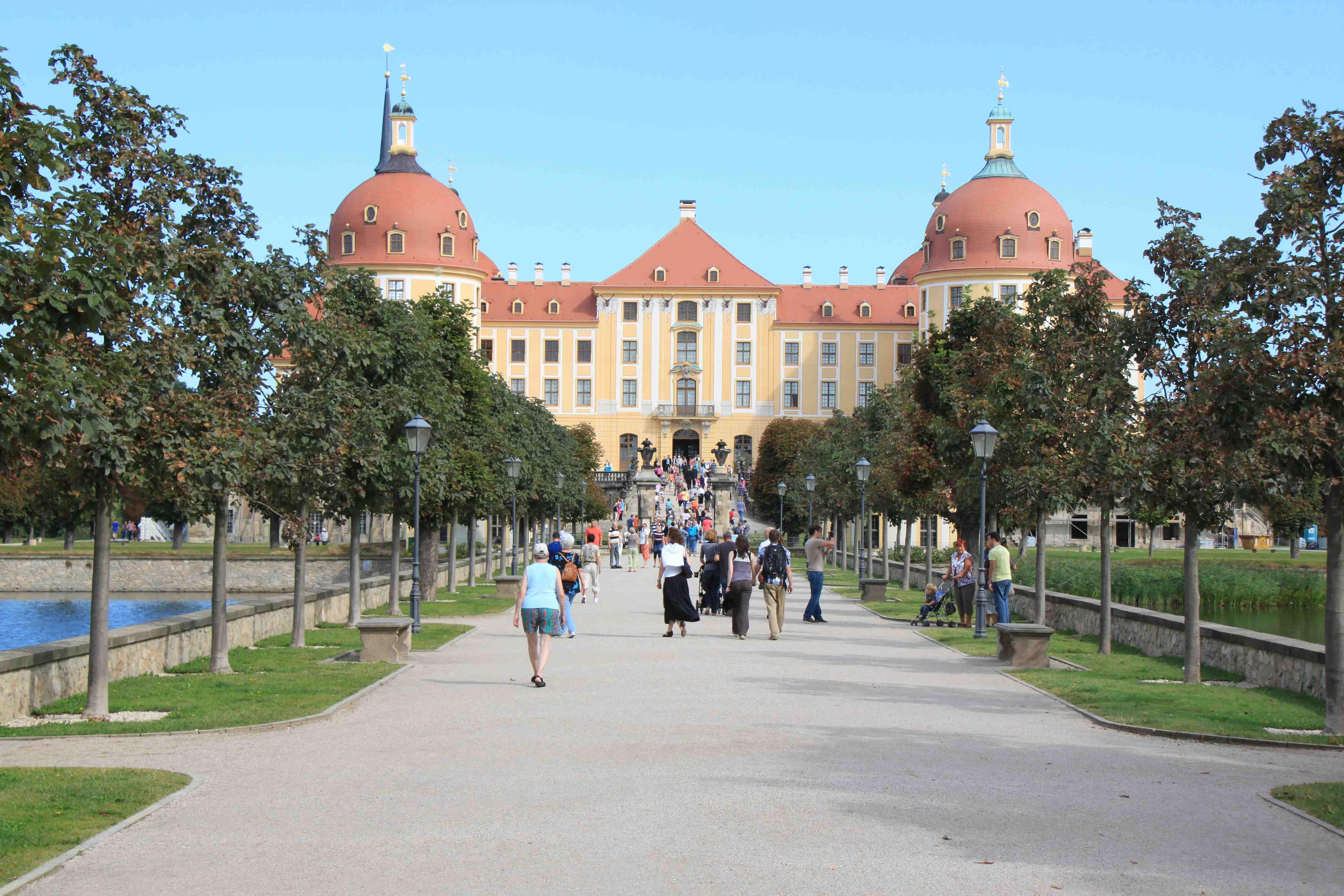 innen residenzschloss dresden
