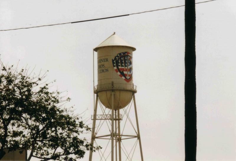 Warner Bros Wasserturm